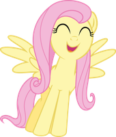 Singing Fluttershy v1 by Vulthuryol00