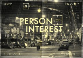 Person of Interest by crilleb50