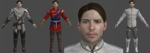 DAI Human Male Inquisitor XPS by Padme4000