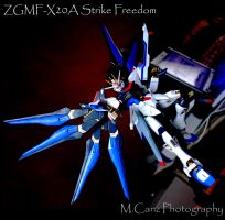 ZGMF-X20A Strike Freedom GSD by Treize26