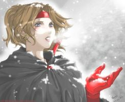 Very old - Snow by Nadou
