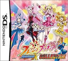 Fresh Precure and Megaman X (DS) by isaacyeap
