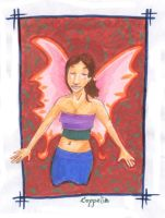 she with gossamer wings by fafafa