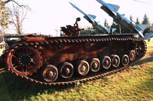 Panzer IV chasis by c4mper