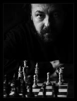 the chessplayer by Tom-Ripley
