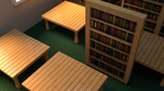9/7/2016 Dream: The bank's library by Foop-DeviantArt