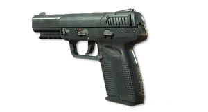 MW3: Five Seven by FPSRussia123