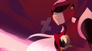 Protoman by Rock-Bomber
