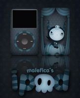 maleficas ipod by liransz