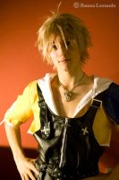 Tidus_Final Fantasy X_BL_2 by Leox90