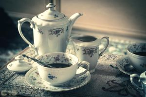 Vintage Tea by case15