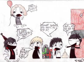 Gerards 30th... Part 1 by iMegZy