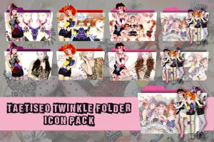 Taetiseo Folder Icon Pack by Rizzie23
