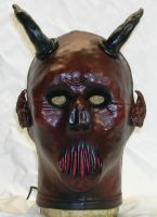 Blood Demon front by GriffinLeather