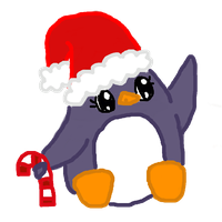 Christmas Bruce by bluegumibear