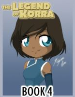 Chibi  Korra by Shinta-Girl