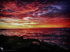 SUNSET HDR by xchandanax