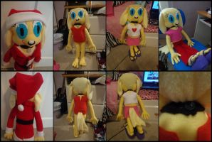 Brandy Harrington Plush by SharSharKittycorn