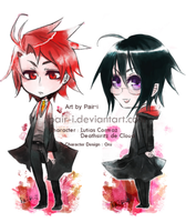 eh : chibi for oru by pair-i