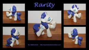 Rarity Custom Blind Bag by EQSilverbolt