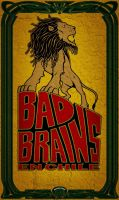 BAD BRAINS by rochastoner