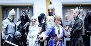 Lord of The Rings Cospaly Club by Dia-Dei