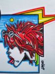 TANK GIRL 1 by L-A-K-ART