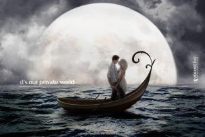 Our Private World by mf-Designs