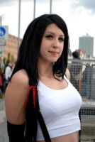 Final Fantasy - Tifa by crisinlake