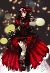 MH-Next Top Monster - Haute Couture by ShiChel