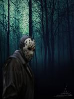 Jason Voorhees by NiGHTSgirl666