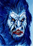 219. Dracula in Wolf Form by Christopher-Manuel