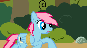 i must run faster by rainbow4TheAwesome