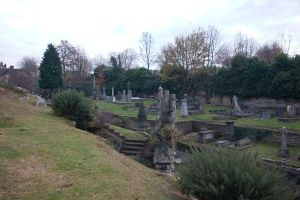 cemetary_15 by Appletreeman-Stock