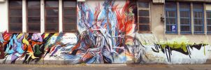 GRAFFITI vs. CANCER 22 by OROL1
