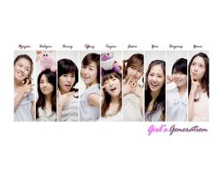 Girls Generation by 1126jjk
