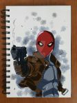 Red Hood by SuperG0blin