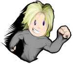 quicksilver chibi by ShikiCreations