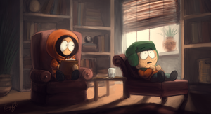 South Park 1501 Aftermath by RianaLD