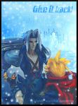 CloudxSephiroth - Give It Back by Miarath