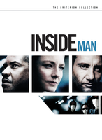 Inside Man Criterion DVD Cover by DrDyson