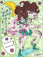 Sailor Jupiter in Prisma by kwessels