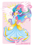 Princess Celestia by darkodordevic
