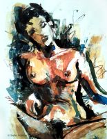 Nude by Art-deWhill