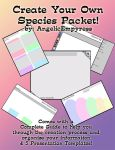 CYO Species Packet by AngelicEmpyress