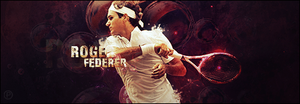 Roger Federer by Polo94