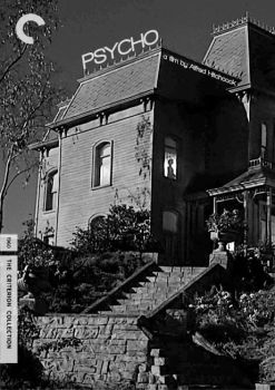 Psycho - Criterion Collection by FakeCriterions