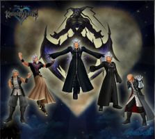 kingdom hearts-Xehanort by anabelle12