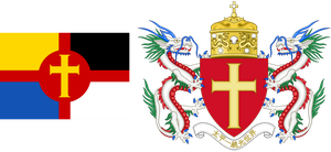 Wappen Empire of Heavenly Peace by TiltschMaster