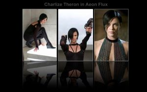 Charlize Theron wallpaper 4 by Balhirath